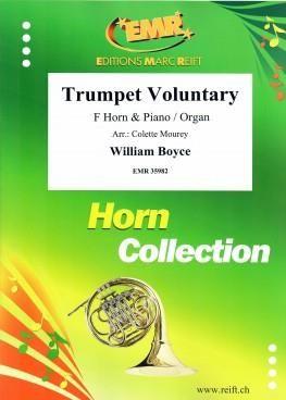 William Boyce: Trumpet Voluntary