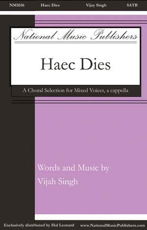 Vijay Singh: Haec Dies