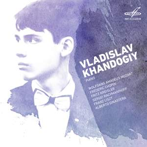 Vladislav Khandogiy, Piano