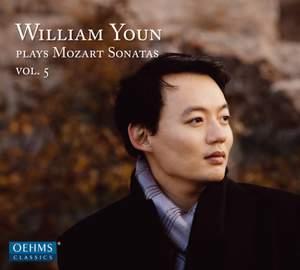 William Youn Plays Mozart Sonatas, Vol. 5 Product Image