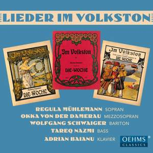 Lieder im Volkston Product Image