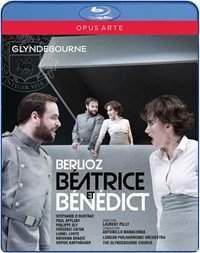 Berlioz: Béatrice et Bénédict (Blu-ray)