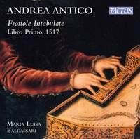 Antico: Frottole Intabulate da sonare organi (Rome, 1517)