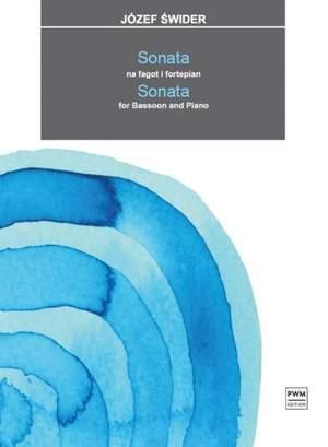 Swider, J: Sonata