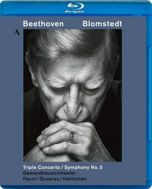 Beethoven: Symphony No. 5 & Triple Concerto