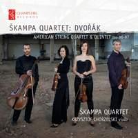 Dvořák: 'American' Quartet and Quintet