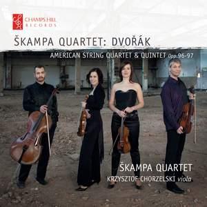 Dvořák: 'American Quartet' and Quintet