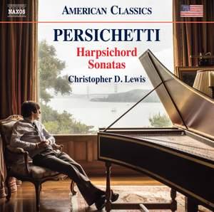 Persichetti: Harpsichord Sonatas Product Image