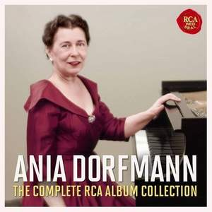 Ania Dorfmann - The Complete RCA Victor Recordings