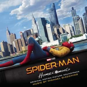 Giacchino: Spider-Man: Homecoming
