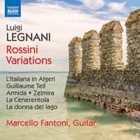 Legnani: Rossini Variations