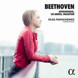 Beethoven: Appassionata, Les Adieux & Waldstein