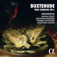 Buxtehude: Seven Sonatas