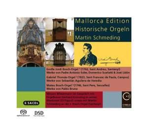 Mallorca Edition Historic Organs Product Image