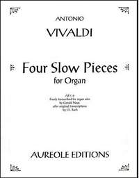 Antonio Vivaldi: Four Slow Pieces
