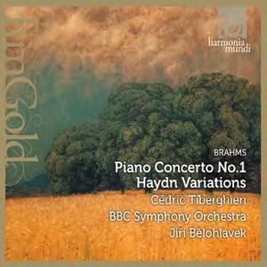 Brahms: Piano Concerto No. 1 & Haydn Variations