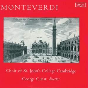 Monteverdi: Masses in Four Parts, Laudate Pueri & Ut Queant Laxis