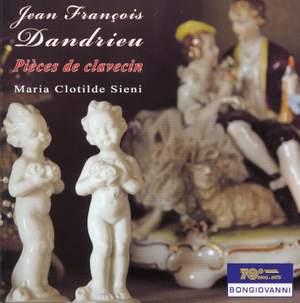 Dandrieu: Pieces de Clavecin