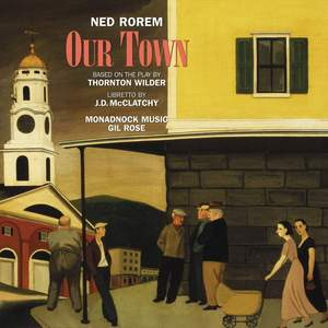 Rorem: Our Town Product Image