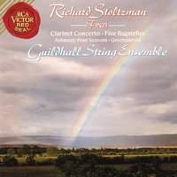 Finzi: Bagatelles & Clarinet Concerto and & Ashmore: Four Seasons