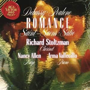 Romance - Debussy, Poulenc, Saint-Saëns, Satie