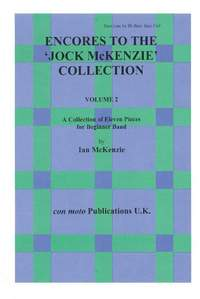 Encores To Jock McKenzie Collection Vol. 2 Bass Line for Bb bass: Bass Clef