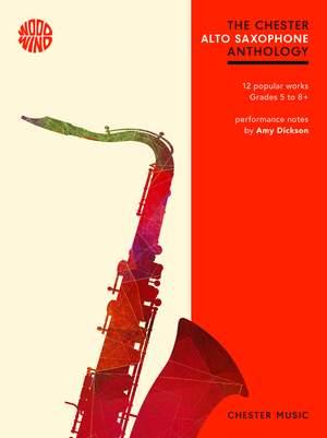 The Chester Alto Saxophone Anthology Product Image
