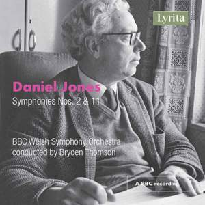 Jones: Symphonies Nos. 2 & 11
