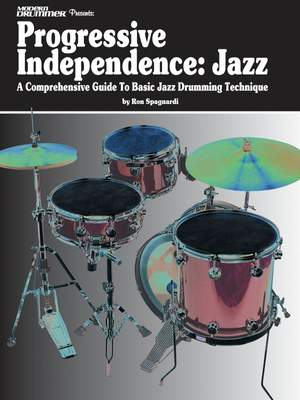 Ron Spangardi: Modern Drummer Presents Progressive Independence