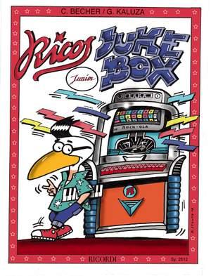 Günter Kaluza_Carina Becher: Ricos Jukebox - Junior