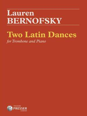 Bernofsky, L: Two Latin Dances