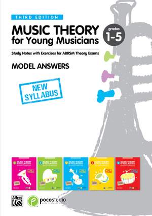 Ng, Ying Ying: Music Theory for Young Musicians Answers