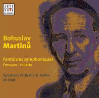 Martinu: Orchestral Works