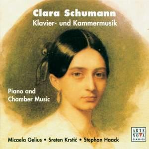 Clara Schumann: Chamber Music