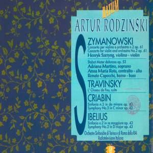 Artur Rodziński (Live)