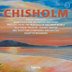 Erik Chisholm: Violin Concerto & Dance Suite Product Image