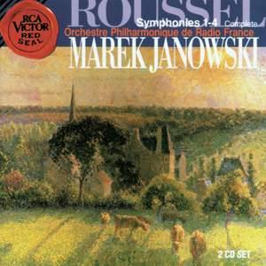 Roussel: Symphonies Nos. 1-4 Product Image