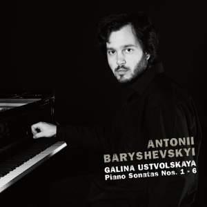 Ustvolskaya: Piano Sonatas Nos. 1-6