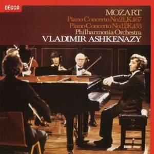 Mozart: Piano Concertos Nos. 17 & 21 - Vinyl Edition Product Image