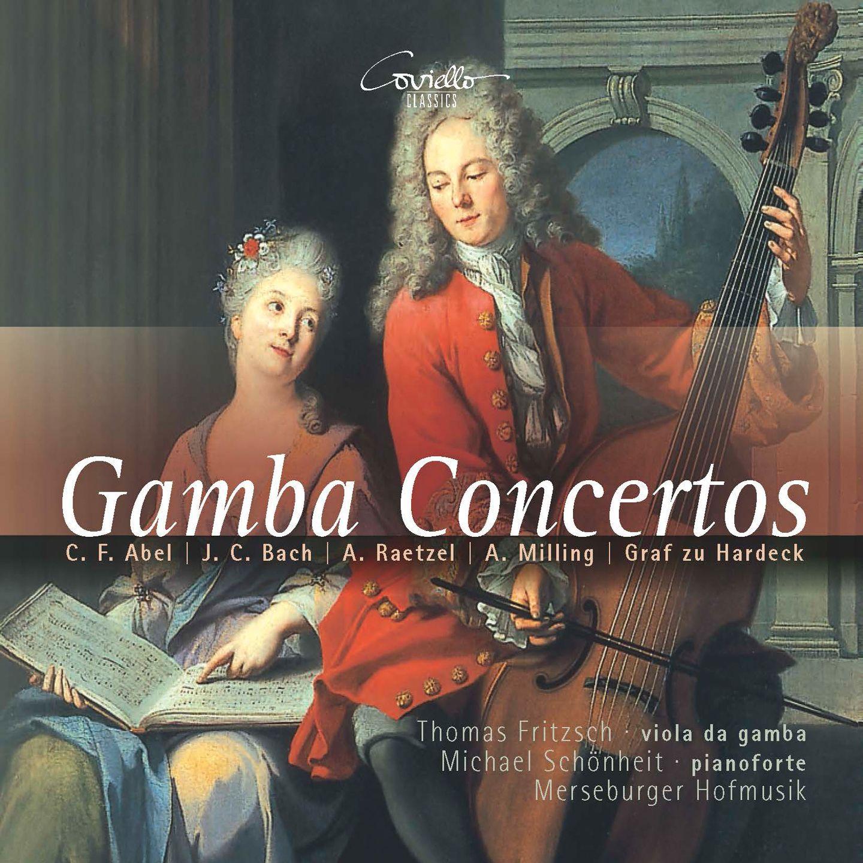 Gamba Concertos