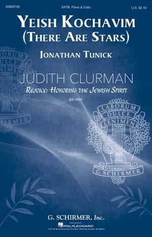Jonathan Tunick: Yeish Kochavim (There are Stars)