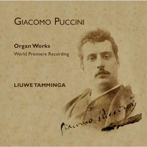 Puccini: Organ Works Product Image