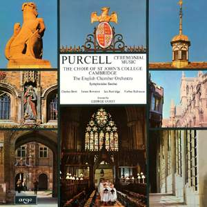 Purcell: Te Deum & Jubilate & Complete Funeral Sentences