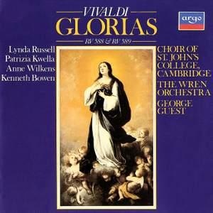 Vivaldi: Gloria RV588 & Gloria RV589