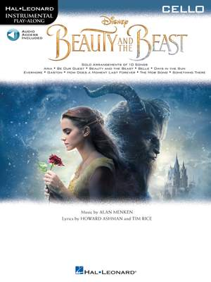 Beauty and the Beast - Cello