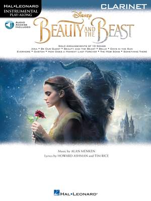 Beauty and the Beast - Clarinet