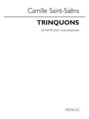 Camille Saint-Saëns: Trinquons