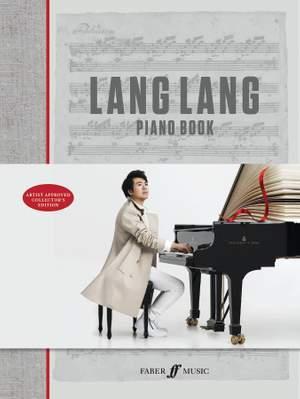 Lang Lang: Lang Lang Piano Book Product Image