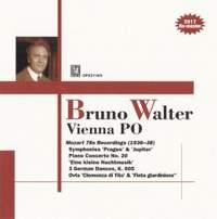 Bruno Walter & Vienna PO: Mozart 78s Recordings