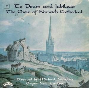 Te Deum & Jubilate, Vol. 2